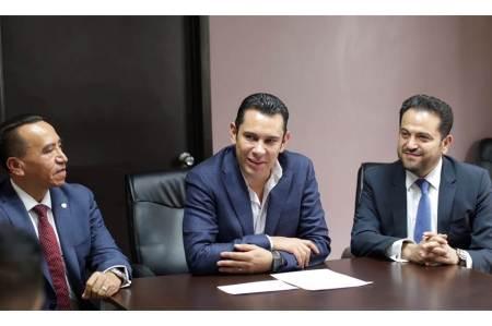 José Luis Guevara Muñoz nuevo secretario de Movilidad y Transporte Estatal2