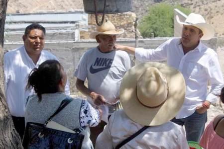 La gente de la sierra gorda, necesita ayuda y orientación, Carlos Anaya