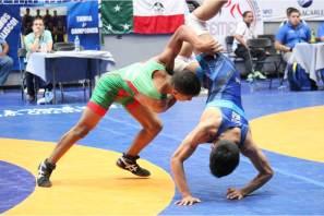 La lucha femenil se presenta en Olimpiada Nacional y Nacional Juvenil