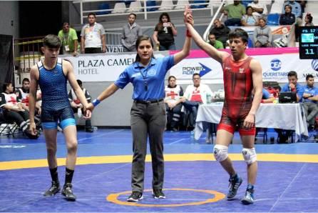La lucha femenil se presenta en Olimpiada Nacional y Nacional Juvenil3