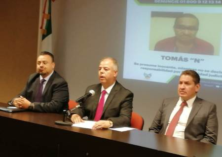 Logran la detención de once integrantes de una presunta banda de secuestradores que operaba en la zona de Tulancingo