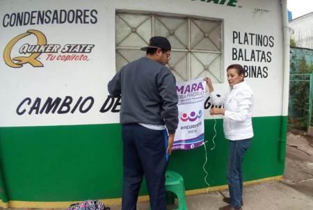 Lorena Vera confía en que la sociedad buscará un cambio con rumbo y responsable2