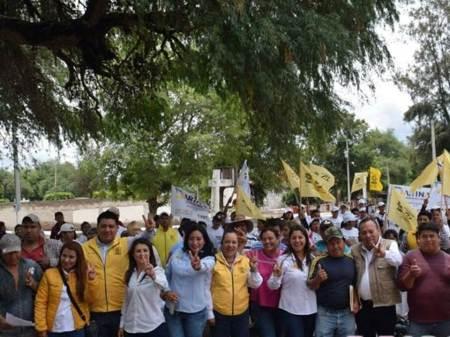 Margarita Ramos se comprometió a defender la justicia social