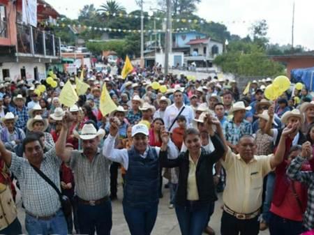 Margarita Ramos segura de llegar al Congreso de la Unión gestionará recursos públicos para obra pública y seguridad