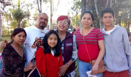 Necesaria educación integral en nivel primaria, Corina Martínez