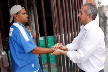 No más salarios de 600 pesos semanales, Sergio Baños2