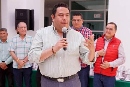 Omar Fayad es respetuoso del proceso electoral, Pineda Godos2
