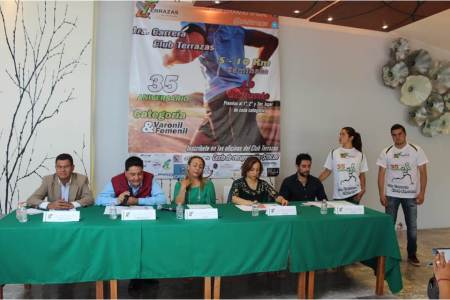 Organizan la Primera Carrera Club Terrazas2