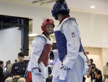 Oro para Hidalgo en el taekwondo 0