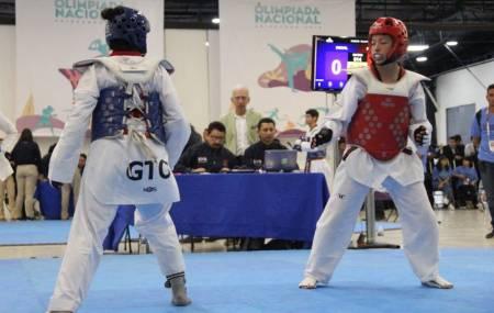 Oro para Hidalgo en el taekwondo 2