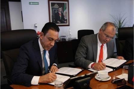Petróleos Mexicanos y el gobierno de Hidalgo acuerdan trabajar juntos para detonar el desarrollo en la entidad2