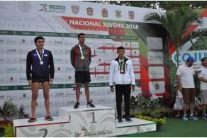 Plata y bronce para Hidalgo en natación