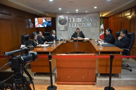 Pleno del TEEH amonesta a candidato a diputado local