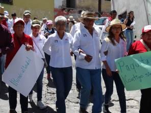 PRI, partido de unidad e inclusión, Paquita Ramírez