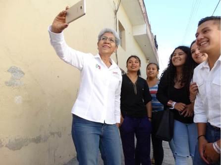 PRI, partido de unidad e inclusión, Paquita Ramírez4