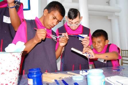 Realiza SEPH encuentro estatal de educación especial en campo laboral4