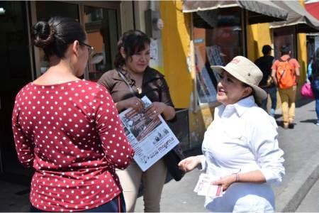 Rescatar espacios públicos para dar mayor seguridad a las familias, Isabel Alfaro2