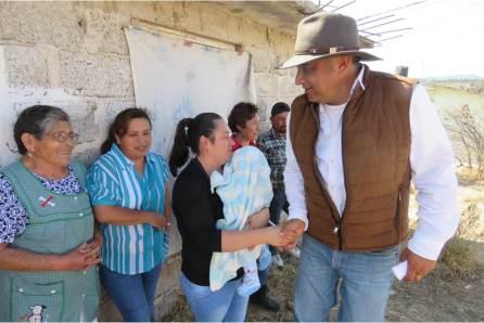 Ricardo Canales exhorta a la población a realizar un voto consiente y útil