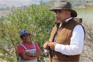 Ricardo Canales exhorta a la población a realizar un voto consiente y útil2