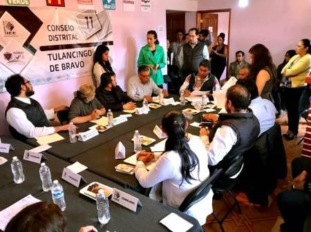 Sala Toluca confirma acuerdos del IEEH sobre nombramientos de integrantes del Distrito Electoral Local 11 Tulancingo