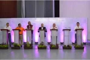 """Se realizó el """"Debate por Hidalgo"""" en el Distrito Electoral local 11 con cabecera en Tulancingo"""