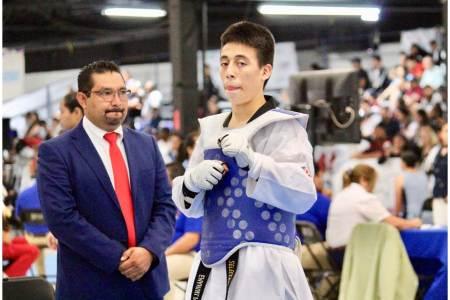 Segundo bronce para Hidalgo en el TKD de Olimpiada Nacional 2018-2