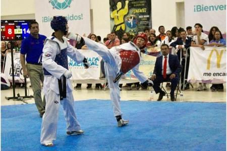 Segundo bronce para Hidalgo en el TKD de Olimpiada Nacional 2018