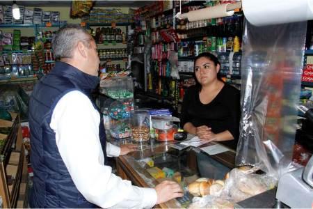 Sergio Baños apoyará a emprendedores