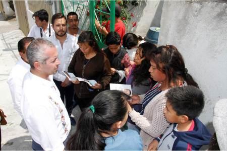 Sergio Baños recorrerá nuevamente el Distrito XIII para seguir escuchando a la gente2