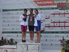 Sirenas y tritones conquistan medallas en Olimpiada Nacional1