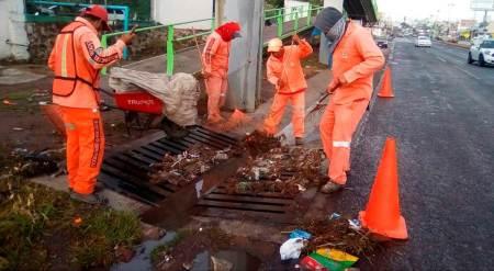 SOPOT preparada para para atender contingencias en carreteras en esta temporada de lluvias