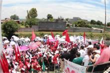 Sylvia López arranca cierres de campaña en cabecera de su distrito2