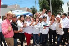 Sylvia López arranca cierres de campaña en cabecera de su distrito3