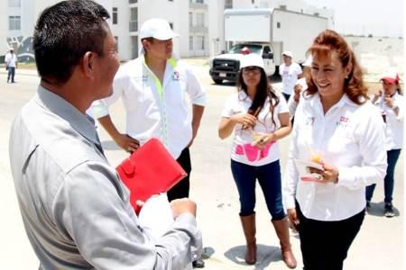 Sylvia López, construiré una agenda legislativa donde participe toda la población2