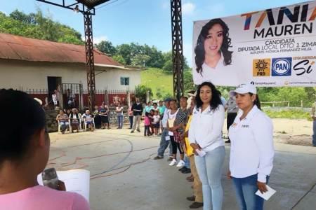 Tania Maurén Camacho trabajará para erradicar la violencia hacia las mujeres