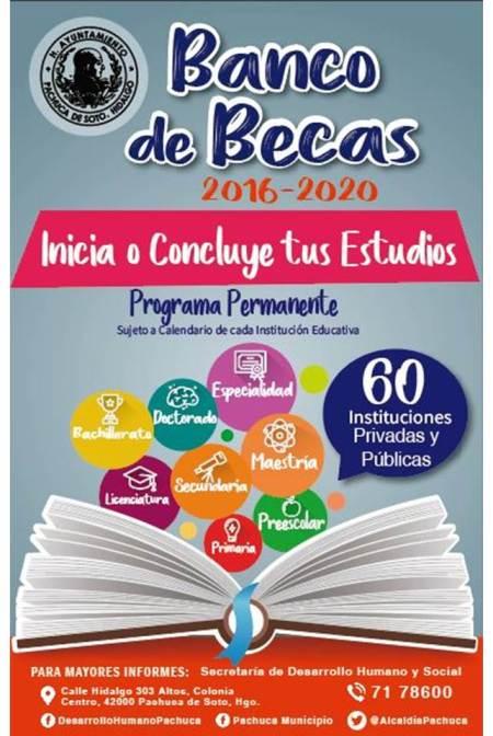 Todo listo en Pachuca para 4ta. Feria de Oferta Educativa