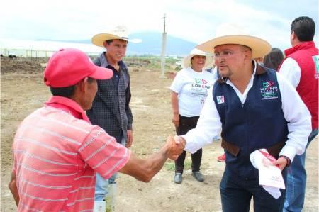 Trabajaré para regresar la gloria del campo que tuvo Tulancingo, Lorenzo Arroyo2