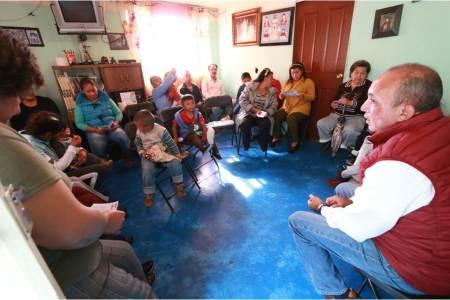 Urgente mejorar la seguridad en el Distrito X, Rafael Garnica