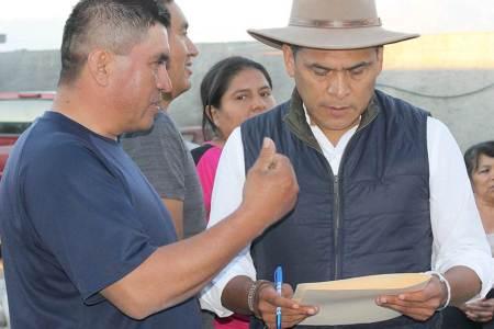 Vamos a ganar porque tenemos la mejor estructura política de Hidalgo, Héctor Pedraza