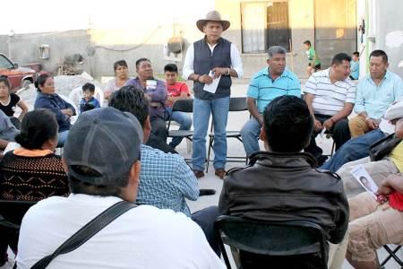 Vamos a ganar porque tenemos la mejor estructura política de Hidalgo, Héctor Pedraza2