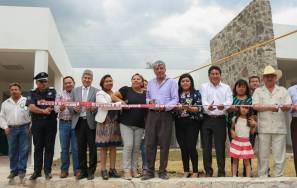 Alcalde de Tizayuca inaugura dos Centros de Desarrollo Comunitario 1
