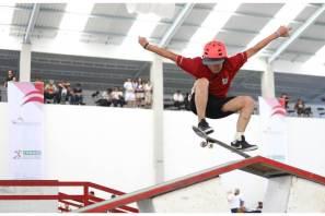 Atletas hidalguenses inician actividades en los Juegos Nacionales Populares