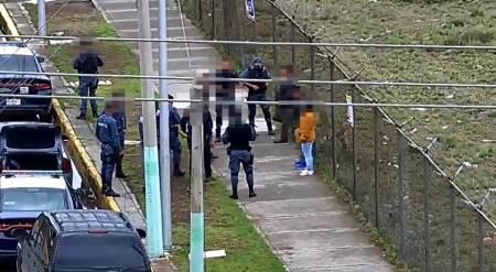 Cae en Pachuca cuarteto de sujetos implicados en presuntos robos2