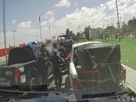 Con apoyo videovigilancia y policías, detienen en Tizayuca a probables delincuentes4