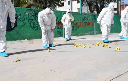 Con estrategia Hidalgo Seguro, capacitación permanente a agentes de Policía1