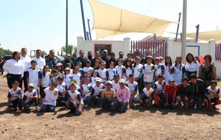 Concluye con gran éxito el Curso de Verano de la Policía Infantil de Tizayuca1