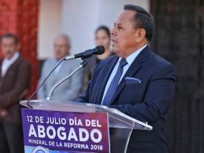 Conmemora Mineral de la Reforma Día del Abogado