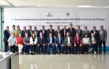 Detallan esquemas de trabajo para generar desarrollo en las regiones Tulancingo y Tizayuca5