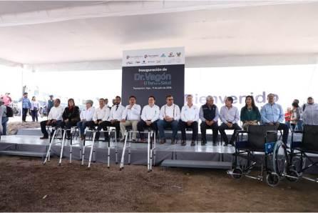 """""""Doctor Vagón el tren de la salud"""" llega a Hidalgo, se esperan más de 2 mil 500 atenciones medicas4"""