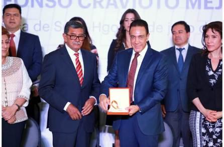En Hidalgo estamos tranquilos con la transición histórica que se vive en el país, Omar Fayad2